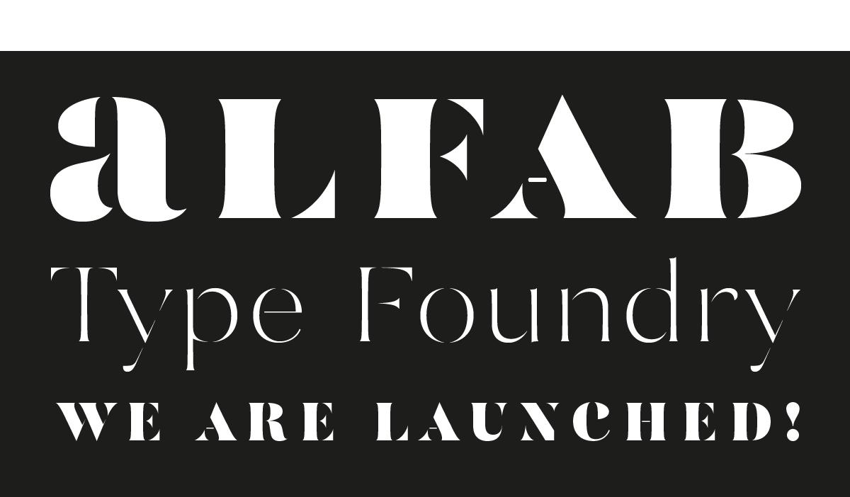 Alfab Type Foundry